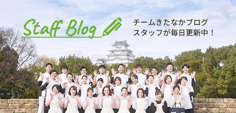 チームきたなかブログ スタッフが毎日更新中!